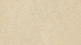 布朗水平的被回收的纸纹理 免版税图库摄影