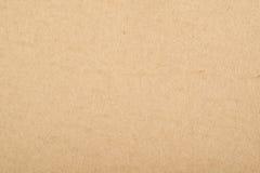 布朗滤纸纹理 免版税库存照片