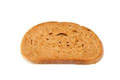 布朗黑麦面包 免版税库存图片