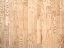 布朗parqueted地板,木纹理与 皇族释放例证