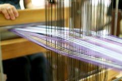 织布机 免版税库存图片