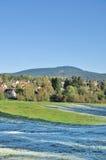 布罗因拉格,哈茨山山,德国 库存图片