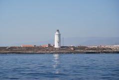 直布罗陀海峡 库存图片