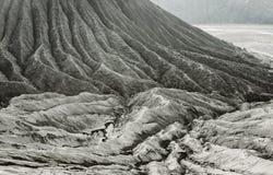 布罗mo火山 图库摄影