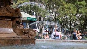 布耐恩特公园,纽约 免版税图库摄影