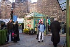 布耐恩特公园NYC 免版税库存照片