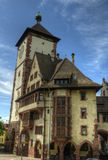 布莱思高地区伯莱斯堡,德国- 免版税库存图片