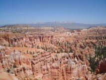 布莱斯峡谷国家公园 免版税库存照片