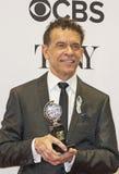 布赖恩升火米歇尔获得特别奖在第70 Tonys 库存照片