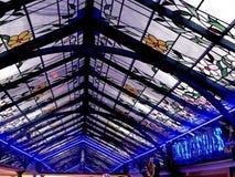 布赖顿拱廊 免版税库存照片
