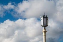 布赖顿沿海岸区灯 免版税库存图片