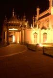 布赖顿皇家宫殿的亭子 免版税图库摄影