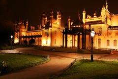 布赖顿皇家宫殿的亭子 库存图片