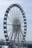 布赖顿轮子,布赖顿O,优秀轮子在东萨塞克斯郡,英国,欧洲 图库摄影