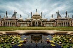布赖顿Pavillion,英国 免版税图库摄影