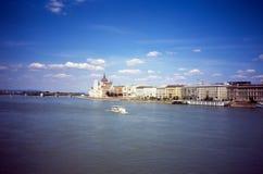 布达佩斯。 库存图片