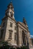 布达佩斯大教堂 免版税图库摄影