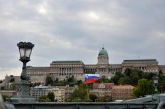 布达佩斯宫殿 库存图片