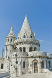 布达佩斯小山匈牙利宫殿 免版税库存图片