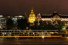 布达佩斯教会 库存图片