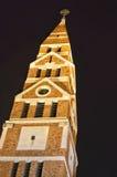 布达佩斯教会 库存照片