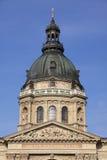 布达佩斯教会 免版税库存照片