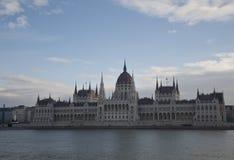 布达佩斯是一个伟大的城市 免版税库存照片