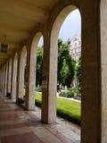 布达佩斯犹太教堂9 库存照片