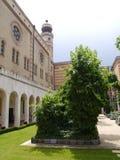 布达佩斯犹太教堂10 图库摄影