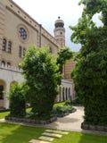 布达佩斯犹太教堂11 库存图片
