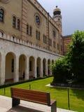 布达佩斯犹太教堂14 免版税图库摄影