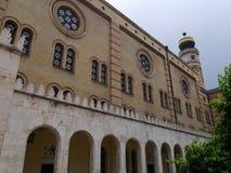 布达佩斯犹太教堂15 免版税图库摄影