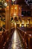 布达佩斯犹太教堂 免版税库存图片