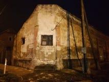布达佩斯第20个区  免版税图库摄影
