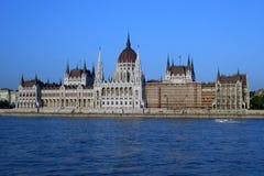 布达佩斯视图 免版税库存图片