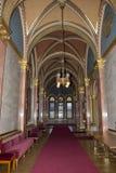 布达佩斯议会 库存图片