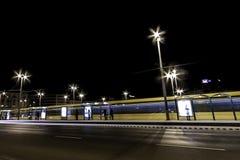 布达佩斯运输 库存图片