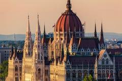 布达佩斯,匈牙利 免版税图库摄影