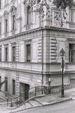布达佩斯建筑学 图库摄影