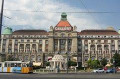 布达佩斯 库存图片