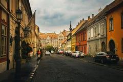 布达佩斯 库存照片
