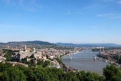 布达佩斯1 免版税库存图片