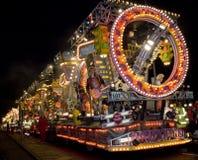 布里奇沃特狂欢节浮游物 库存图片