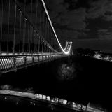 布里斯托尔吊桥 免版税库存照片