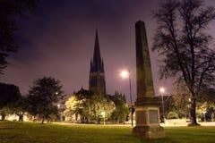 布里斯托尔基督教会 库存图片