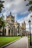 布里斯托尔大教堂 免版税库存图片