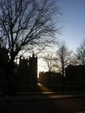 布里斯托尔教会 库存图片