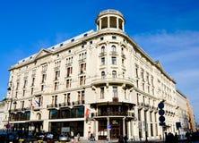 布里斯托尔旅馆华沙 库存图片