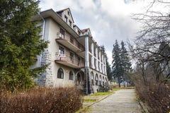 布里斯托尔旅馆在扎科帕内在波兰 库存图片