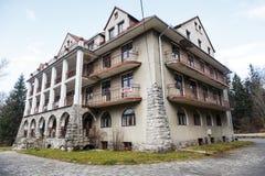 布里斯托尔旅馆在扎科帕内 库存照片